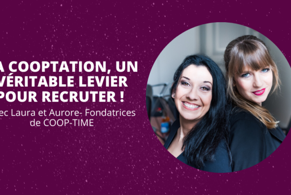 Interview Laura et Aurore, fondatrices de Coop-time