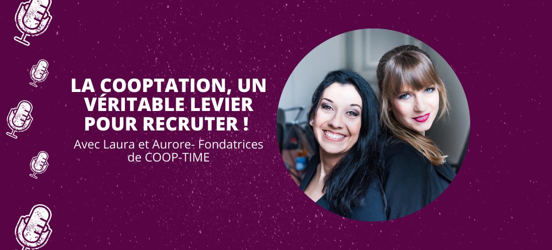 Interview Laura et Aurore, fondatrices de Coop-time